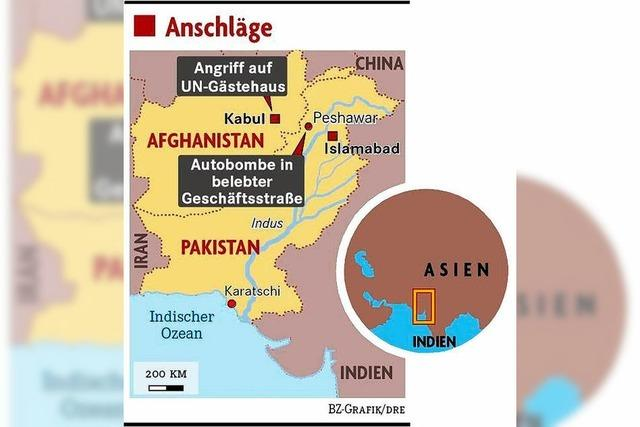 Chaos in Afghanistan