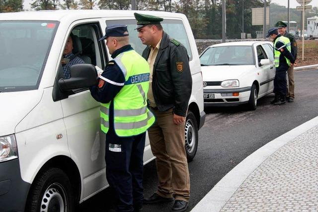 Deutsche und französische Polizisten wollen mehr zusammenarbeiten
