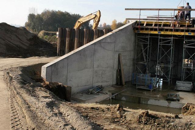 Hochwasserschutz für Ettenheim