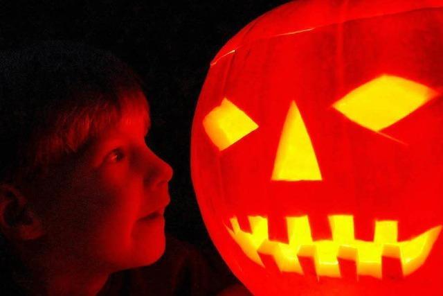 Video: So entsteht ein Halloween-Kürbis