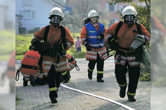 Feuerwehr braucht Verstärkung