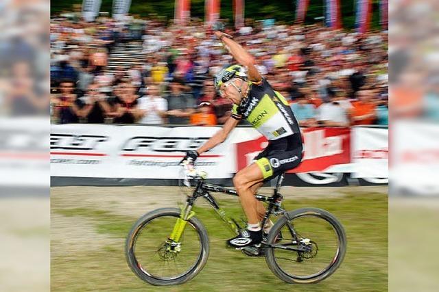 Offenburg erneut bester Mountainbike-Weltcup
