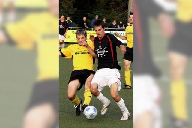 FC Löffingen pirscht sich heran