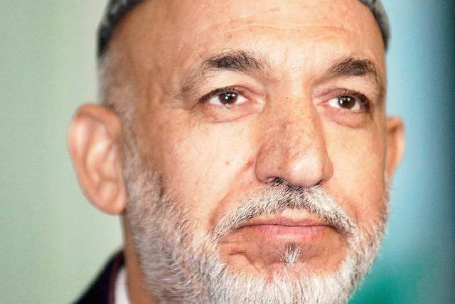 Karsai bleibt Präsident