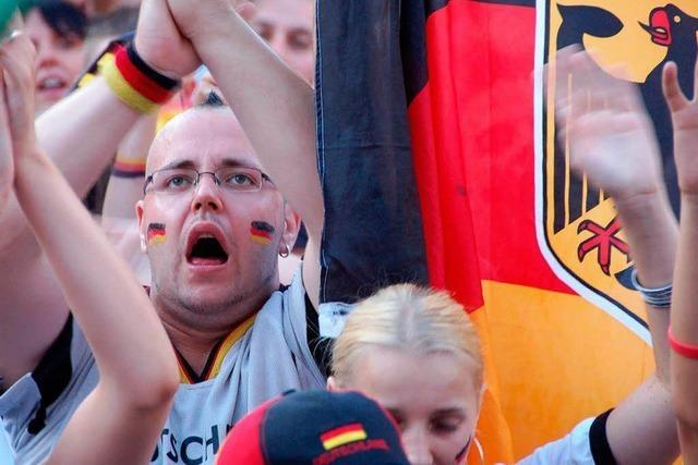 Public Viewing WM 2010: Kein kostenloser Spaß mehr