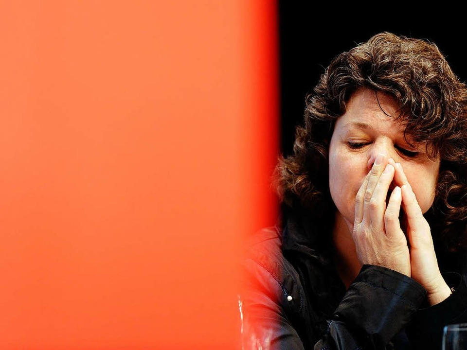 Nach zehn Jahren ist Schluss. Im Novem...mehr als Landesvorsitzende der SPD an.  | Foto: dpa