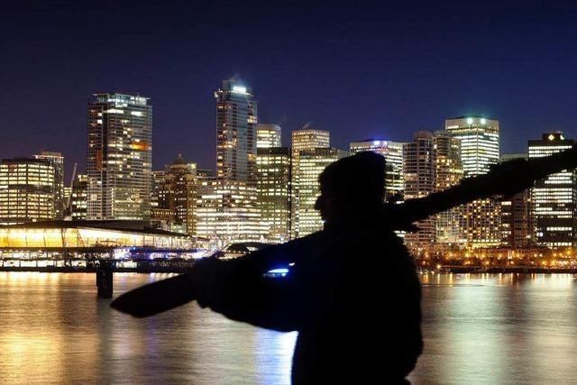 Vancouver: Kein Geld, aber Vorfreude auf Olympia