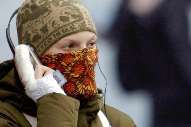 Grippe-Epidemie schockt die Ukraine