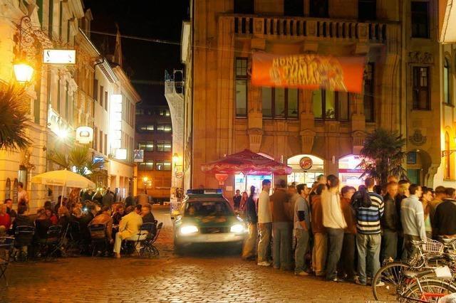 Alkoholverbot in Freiburg: Neuer Anlauf winkt