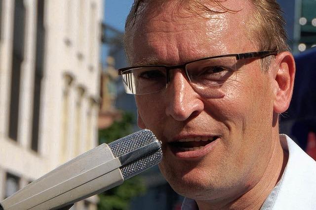 Feuerwehr-Kommandant Stephan Brenneisen tritt enttäuscht zurück