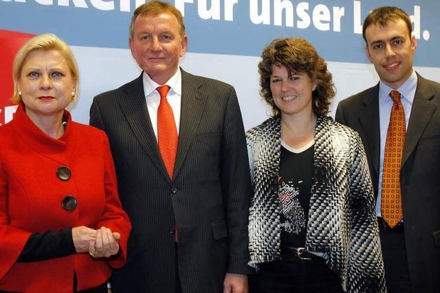 SPD in Offenburg: Wo die Spitze von der Basis lernt
