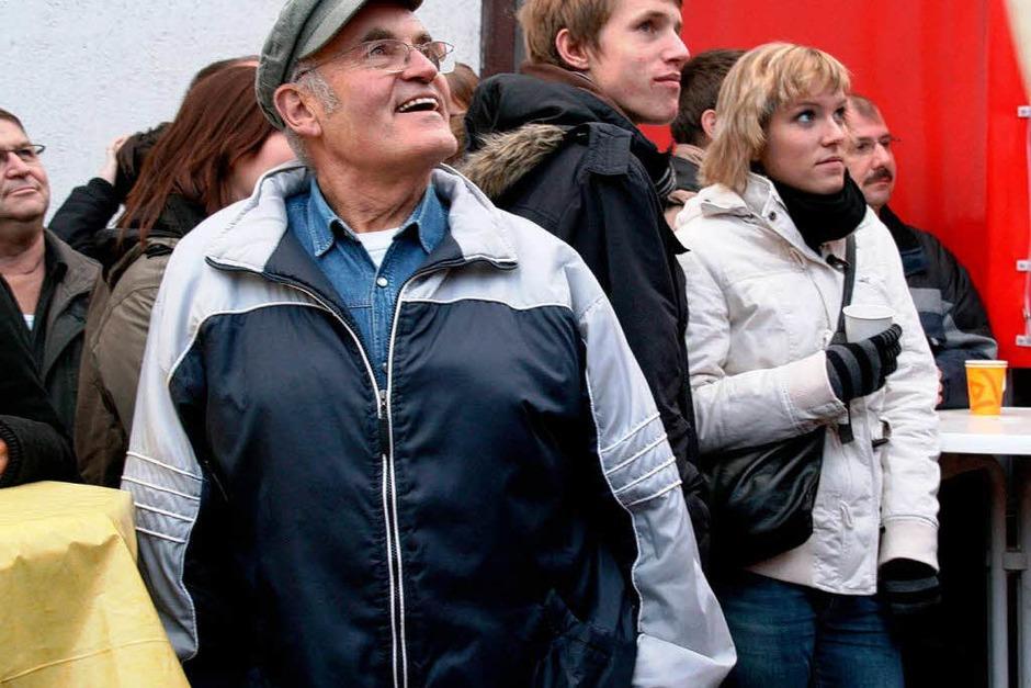 Tausende kamen zum Martinimarkt nach Görwihl, schauten und staunten