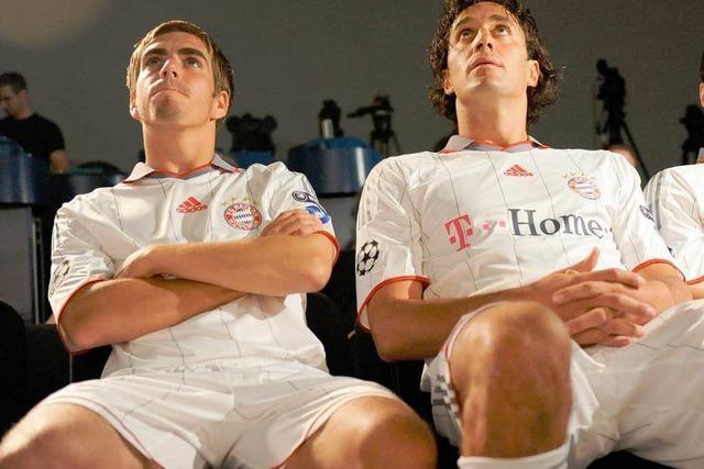 FC Bayern: Rekordstrafe für Philipp Lahm und Luca Toni