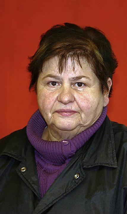 Ursula Da Vecchis    Foto: Jonas NOnnenmann