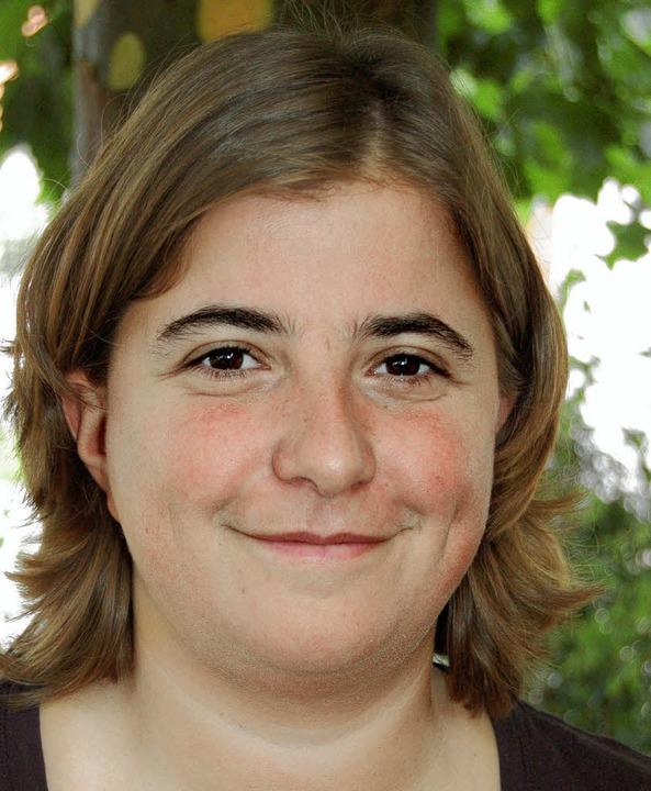 Eva-Maria Köpfer ist neu im Vogtsburger Gemeinderat.  | Foto: rhenisch