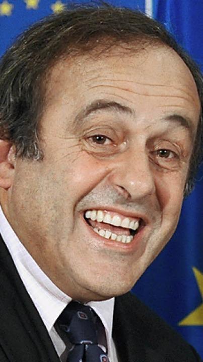 M. Platini    Foto: AFP