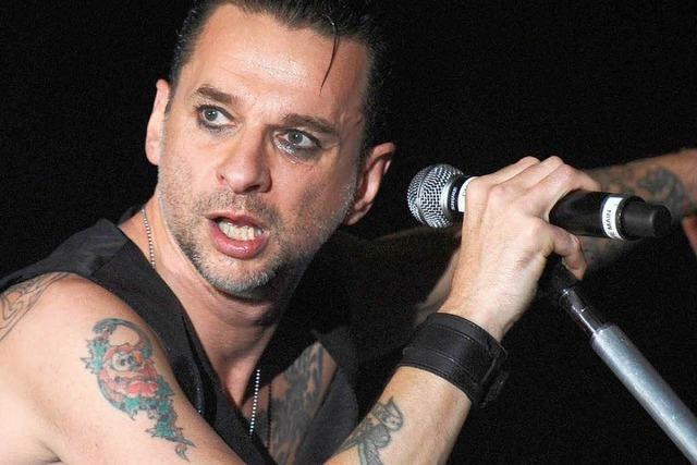 Depeche Mode in Mannheim: Ein übermächtiger Sound