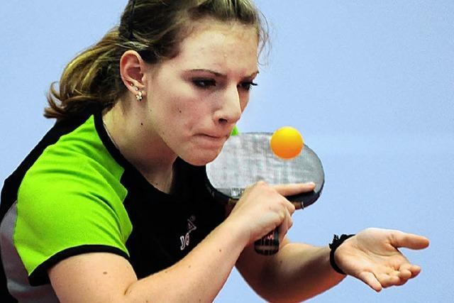 Dajana Kovac 41. bei der Bundesrangliste
