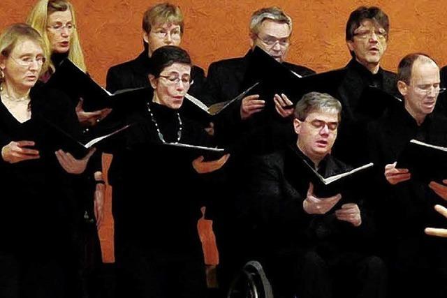 Geistliche Musik zwischen Bach und Broadway
