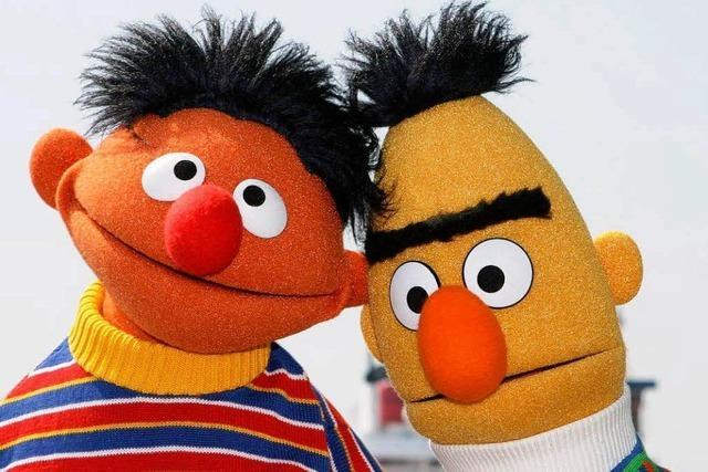 Die Sesamstraße feiert 40. Geburtstag