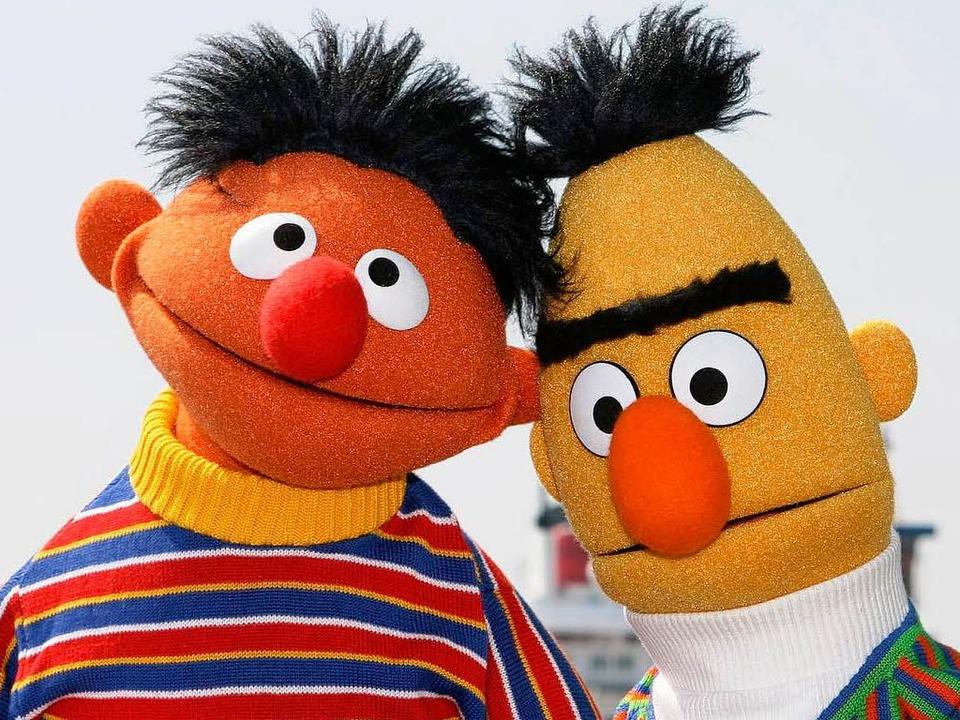 Ernie und Bert.  | Foto: dpa