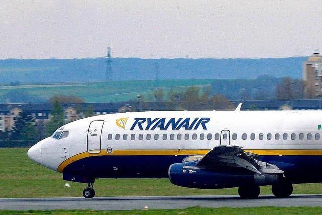 Ryanair zieht sich vom Euro-Airport zurück