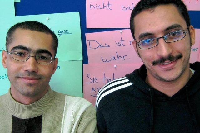 Ägyptische Studenten hatten Angst nach Freiburg zu kommen
