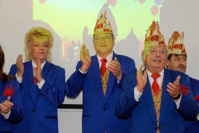 Fotos: Narrenzunft Rheinfelden trifft sich zum Nierli-Essen