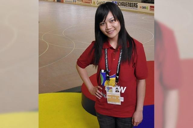 230 Freiwillige helfen bei der Rollkunstlauf-WM