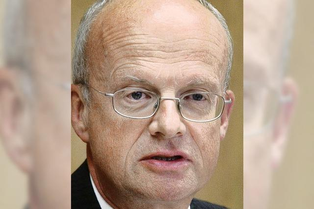Interview - Frankenberg über die Exzellenzinitiative