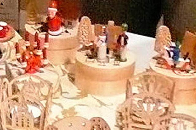 Weihnachten auf vier Museumsetagen