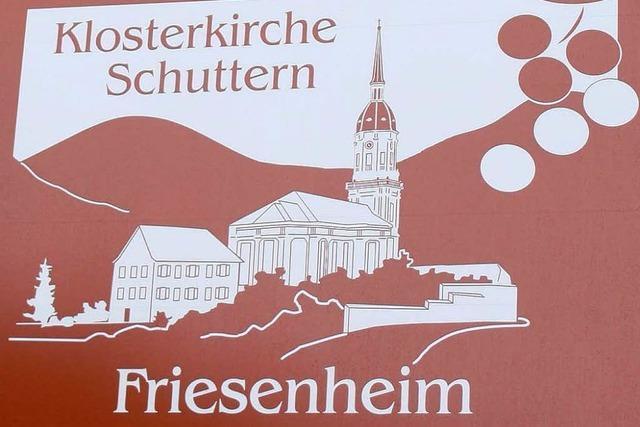 Friesenheim bekommt eine zweite Autobahntafel