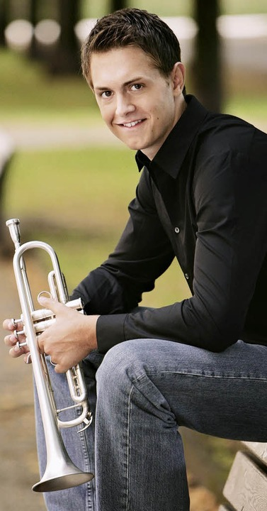 Trompeter Kevin Pabst   | Foto: BZ