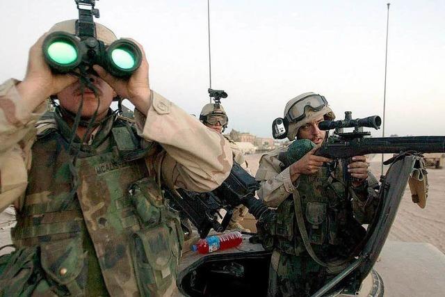 Wirkverstärker als Auslöser für das Golfkriegssyndrom?