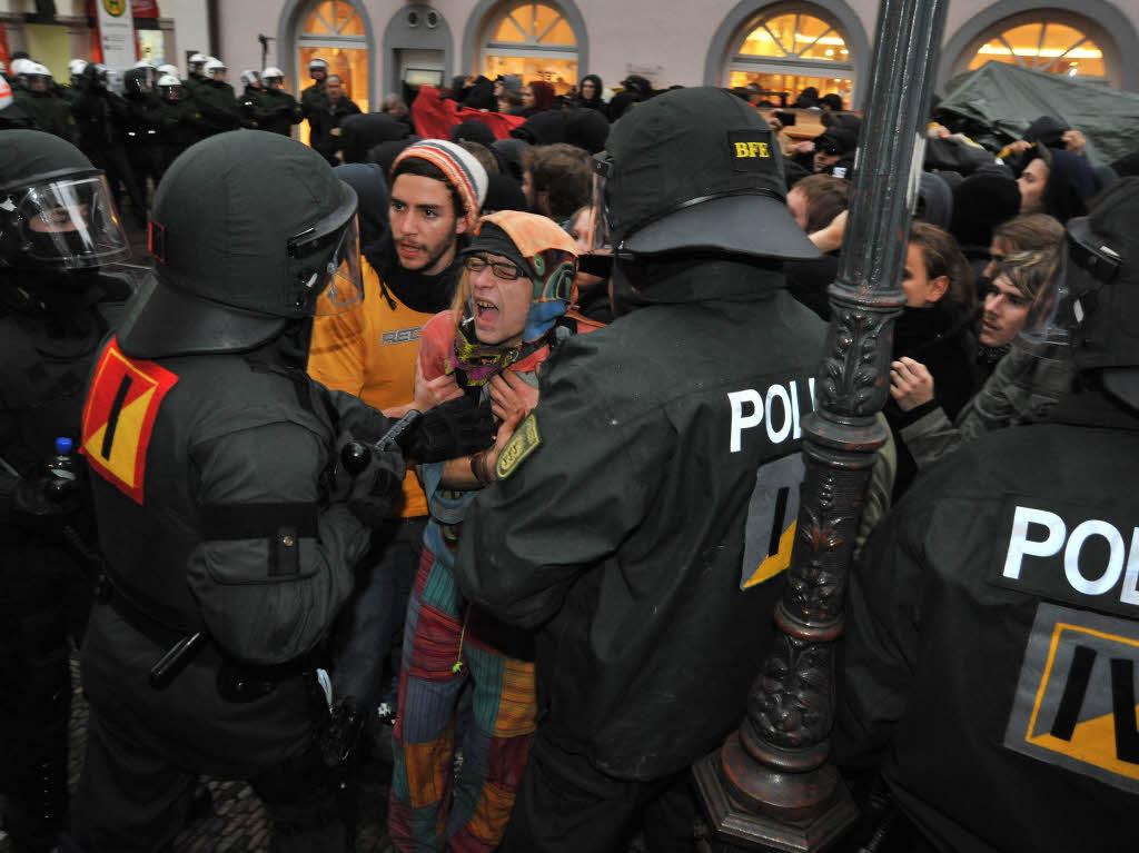 Badische Zeitung Polizei