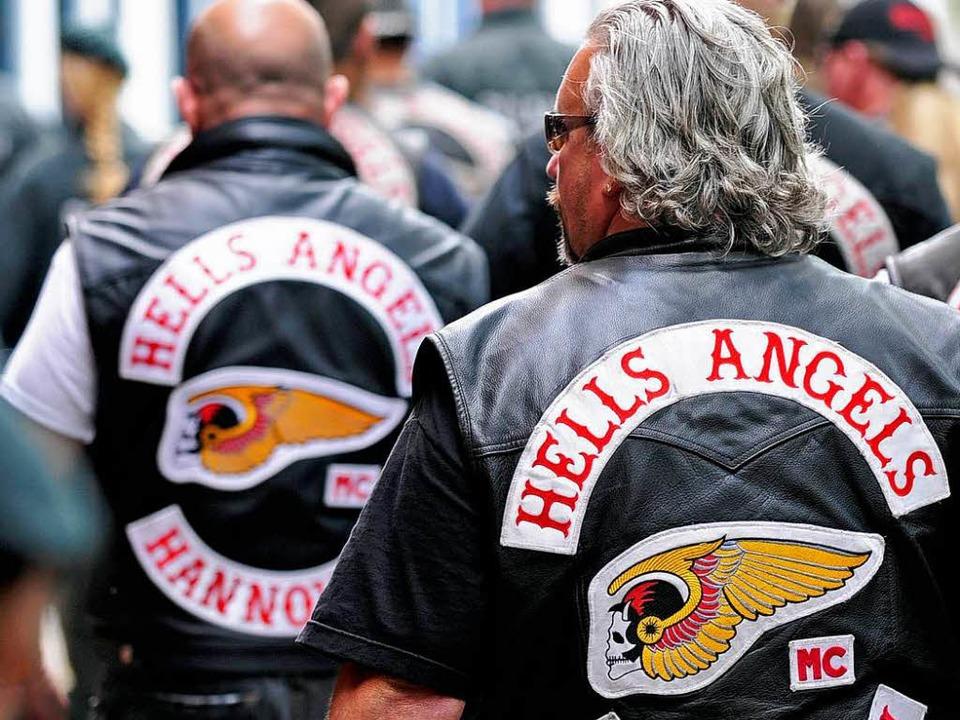 Hells Angels und Bandidos: