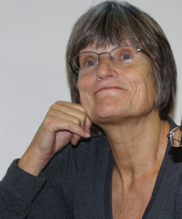 Mechthild Hesse von der PH Freiburg ge...rägerinnen des Landeslehrpreises 2009.  | Foto: ZVG