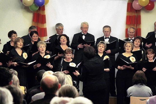 Singende Enkelkinder – mitreißend für alle Zuhörer