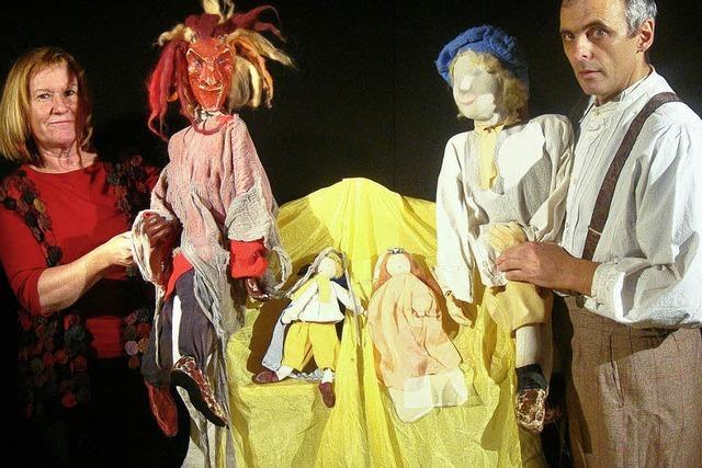 Gelungenes Gastspiel am Murger Theater Allerhand