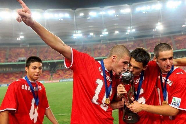 Schweiz gewinnt U17-WM – ein Triumph der Secondos