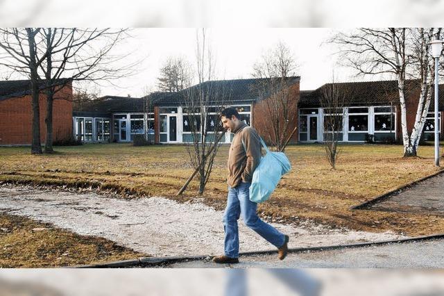 Kampf um neue Schule