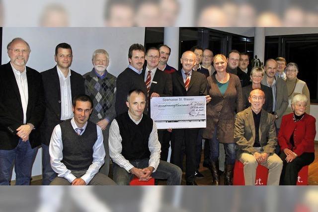 Stiftung stiftet Gutes für Vereine