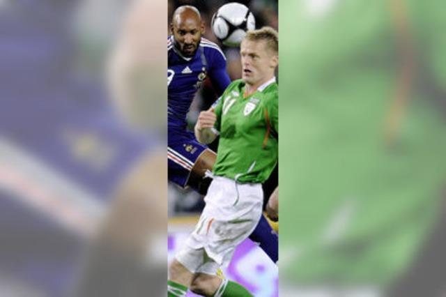 Showdown in der WM-Qualifikation