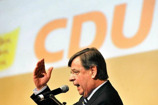 Südbadens CDU macht Miese