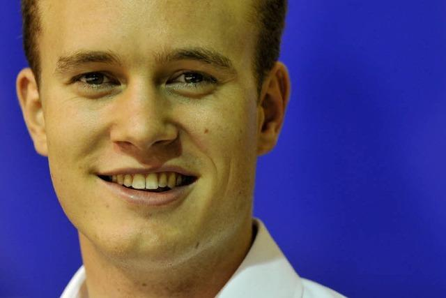 Rollkunstlauf-WM: Lars Clad geht leer aus