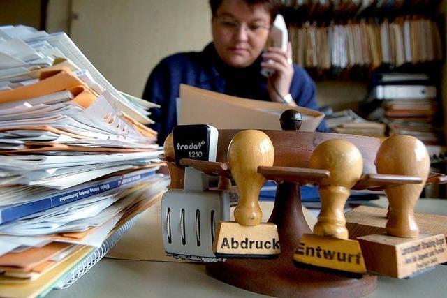 Ortenaukreis will Bürokratie abbauen