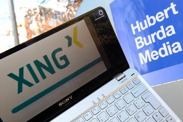 Burda wird Hauptaktionär der Internetplattform Xing