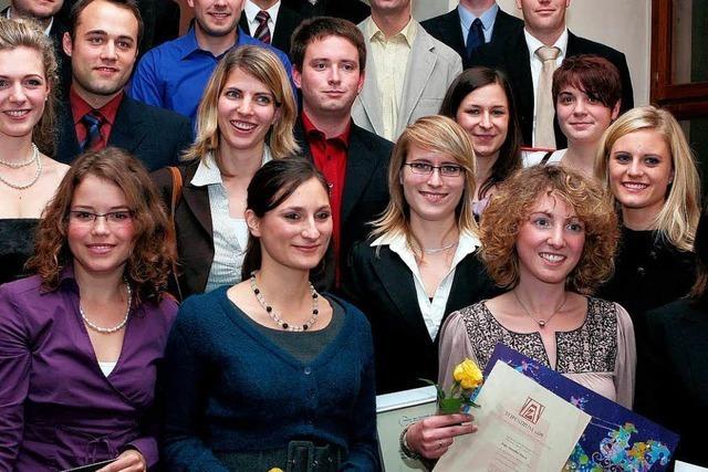 Hochschule Offenburg vergibt 23 Preise