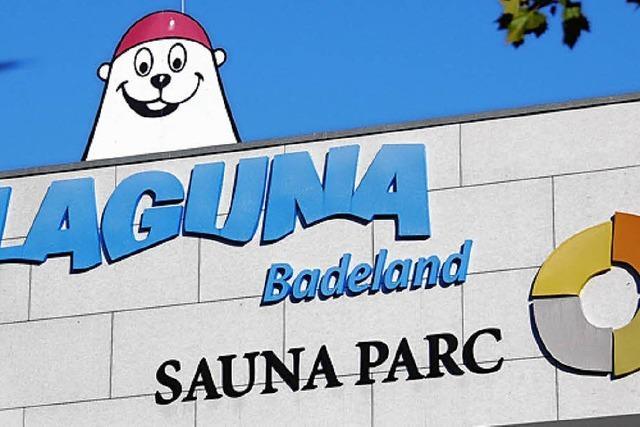 Laguna betreibt Restaurant in der Sauna selbst