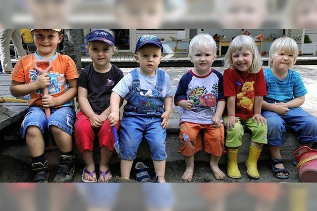Die Welt mit Kinderaugen sehen
